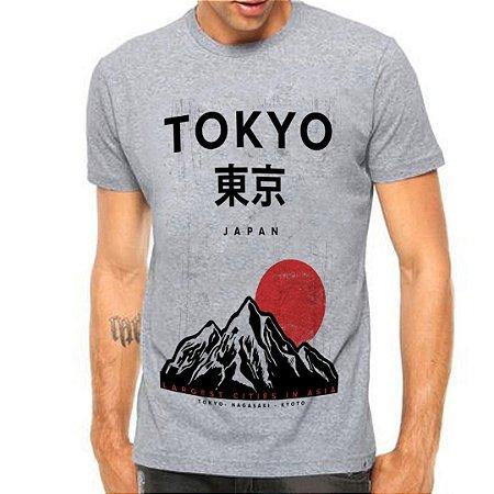 Camiseta Manga Curta Tokyo One