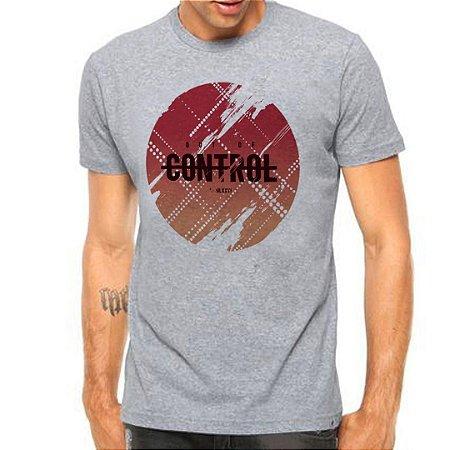 Camiseta Manga Curta Control
