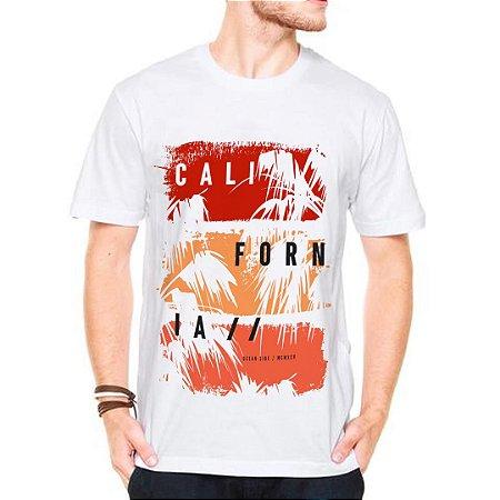 Camiseta Manga Curta California quentes