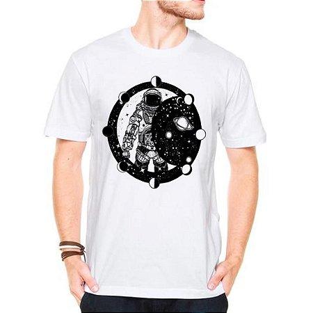 Camiseta Manga Galaxy