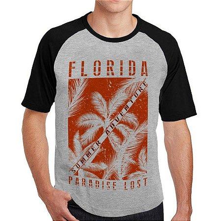 Camiseta Raglan summer adventure