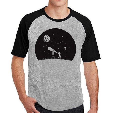 Camiseta Raglan see stars