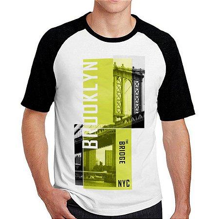 Camiseta Raglan NYC ONE