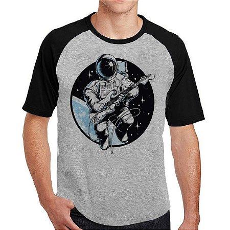Camiseta Raglan Electronic Guitar