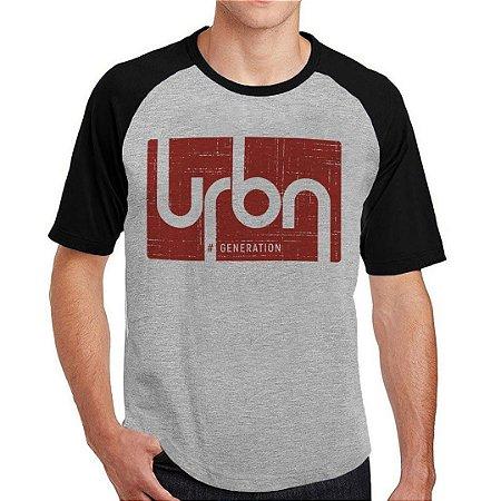 Camiseta Raglan Urbn
