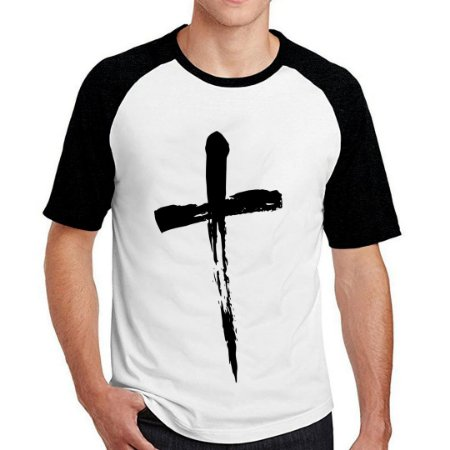 Camiseta Raglan Cruz