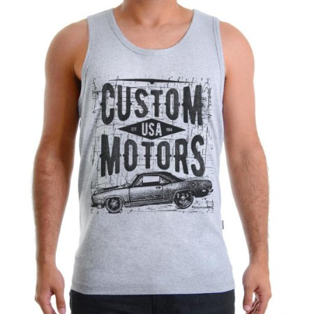 Regata Masculina Custom Motors