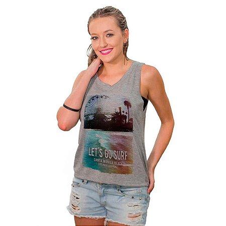 79ab2b68a0 Regata Cavada Let s Go Surf - Shop225 - Os Bonés mais estilosos da Net