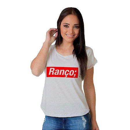 Camiseta T-shirt  Manga Ranço
