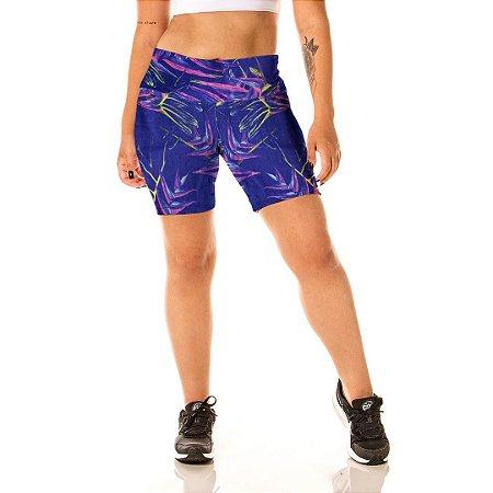 Shorts Estampado Elementos Color Alta Perfomance