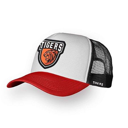 Boné Trucker Tigers Napolitano