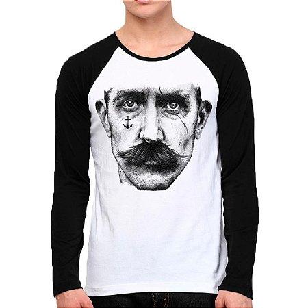 Camiseta Manga Longa Marujo