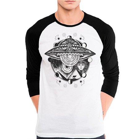 Camiseta Manga Longa Egito