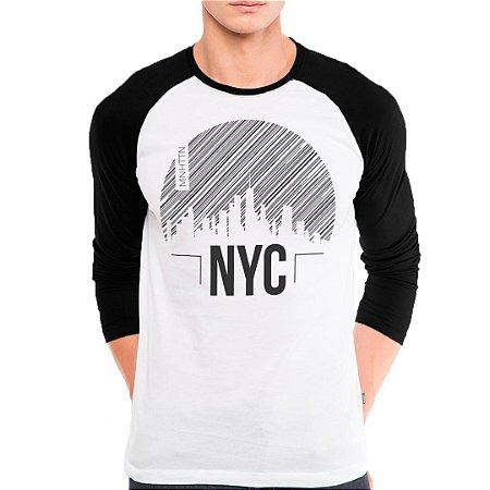 Camiseta Manga Longa MYC
