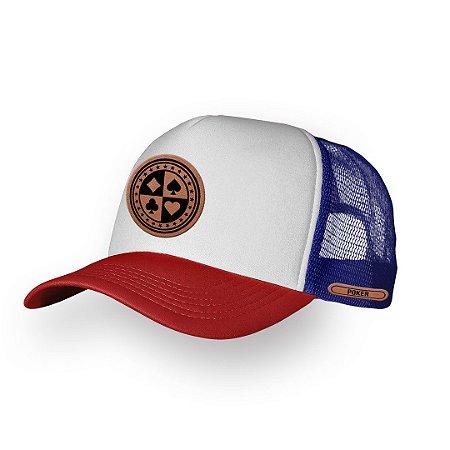 Boné Trucker All Poker Texas