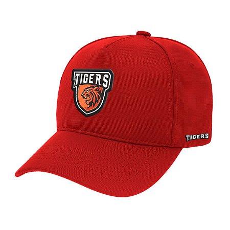 Boné Aba Curva Tigers Vermelho