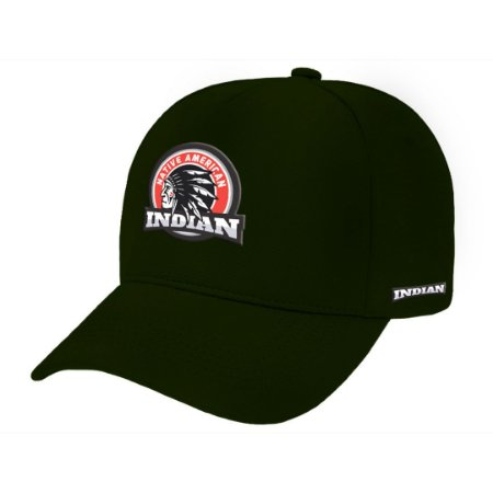 Boné Aba Curva Indian Verde