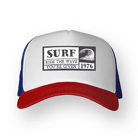 Boné Trucker Surf Texas