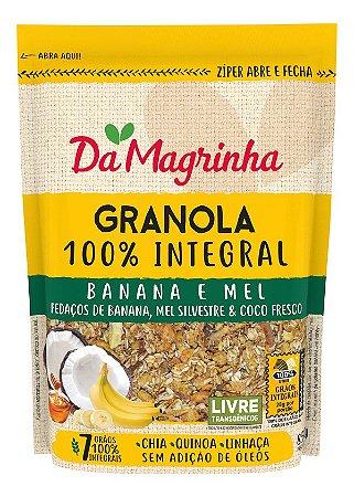Granola Banana/Mel 850G Magrinha