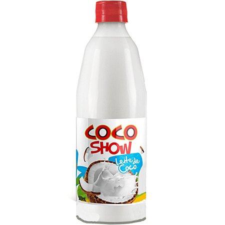 Leite De Coco 500Ml Coco Show