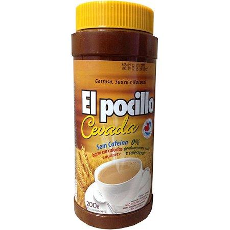 Cevada S/ Cafeína 200G El Pocillo