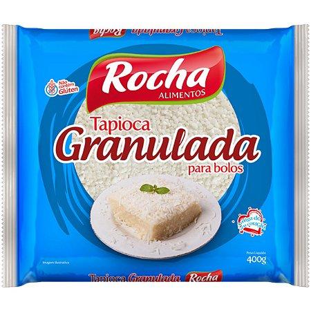 Tapioca Granulada 400G Rocha