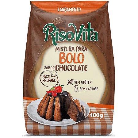 Mistura Bolo De Chocolate 400G Risovita