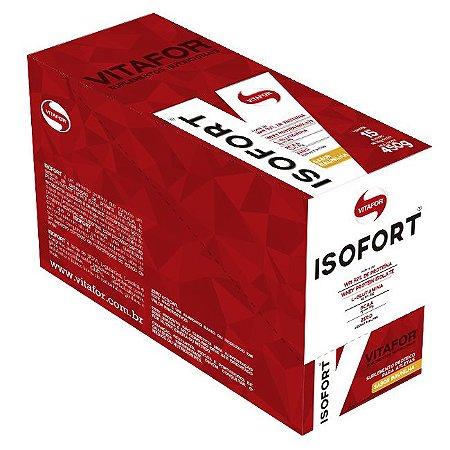 Isofort 15Sac X 30G Zero Baun Vitafor