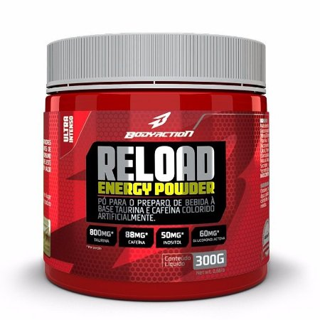 Reload Energy Power 300G Body Action