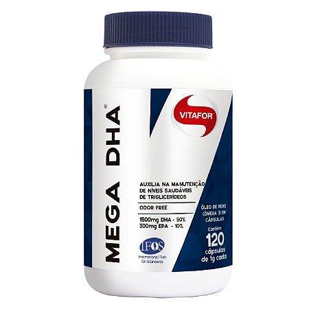 Mega Dha 120Cps 1000Mg Vitafor