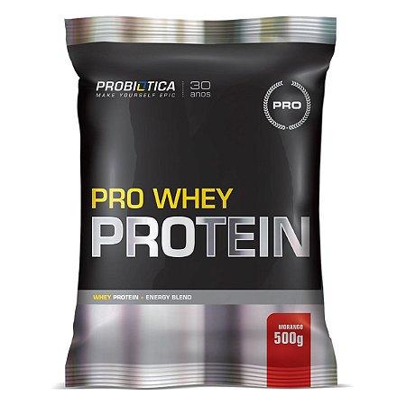 Pro Whey Protein 500G Mor Probiotica