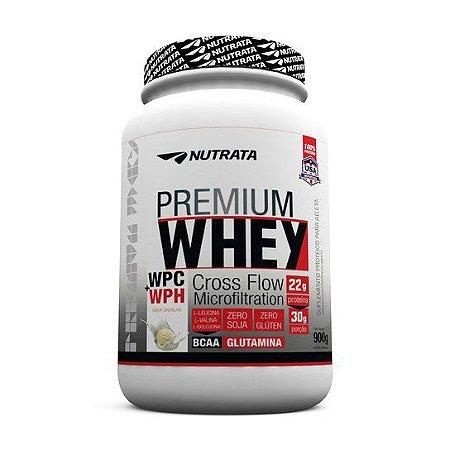 Whey Premium 900G Baun Nutrata