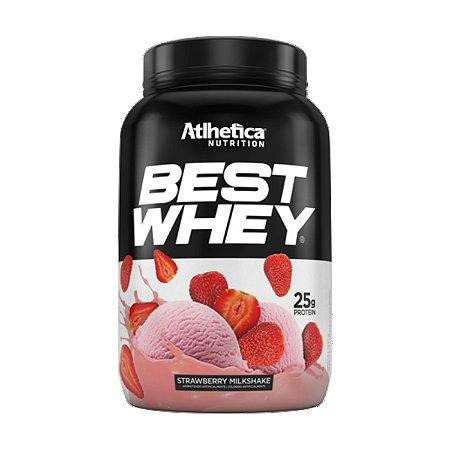 Best Whey 900G Milkshake De Mor Atlhetica Nutrition