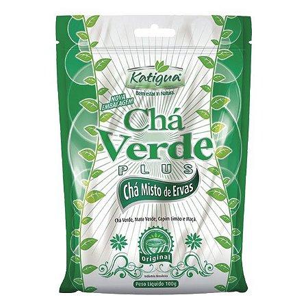 Cha Plus Verde 100G Katigua