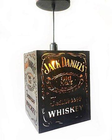 Pendente Jack Daniels - Grande