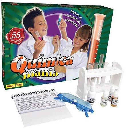 Química Mania (55 experiências)