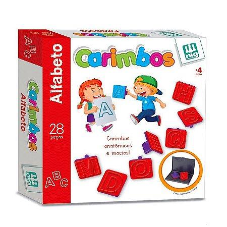 Carimbos Do Alfabeto - Nig (28 Carimbos)