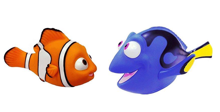 Kit Com Nemo E Dory Vinil Atóxico