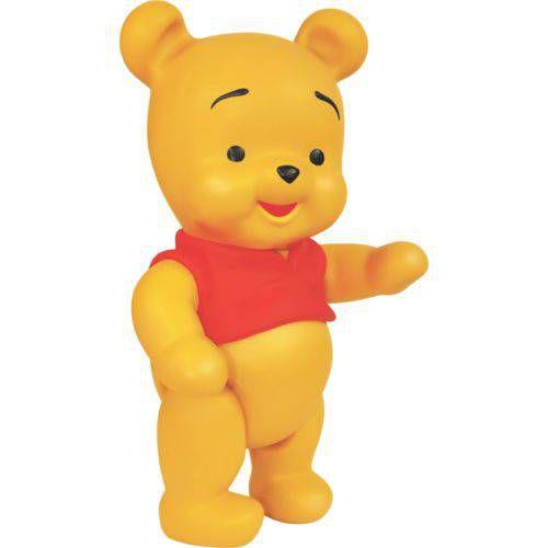 Ursinho Pooh Boneco De Vinil Baby 24 Cms Original Líder