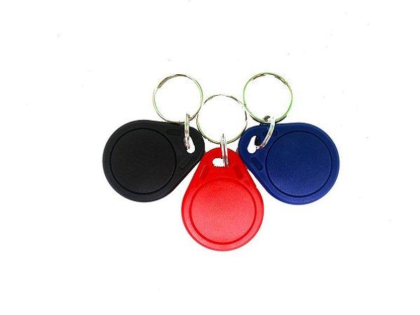 Chaveiro TAG RFID IC RW 13,56 MHZ 1K