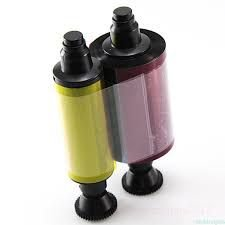Ribbon Color R3011 Evolis YMCKO Pebble, Dualys, Securion e Quantum