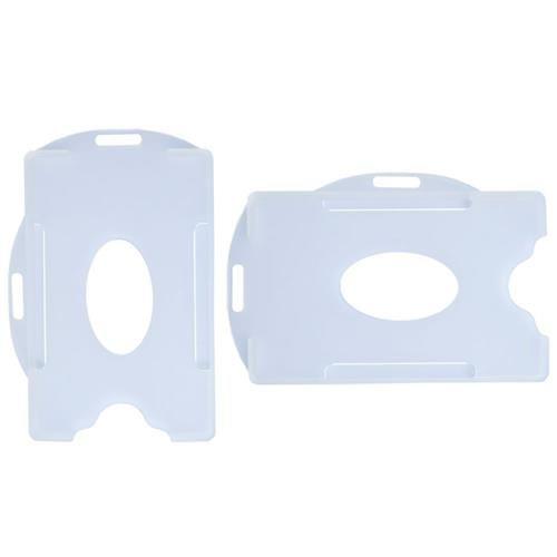 Protetor / Porta Cracha Espacial Universal Rígido