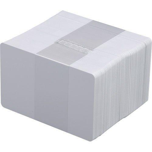 Cartões Branco CR80 0,76 mm - 2500 un