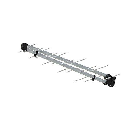 Antena Log 20 Elementos Brasforma LTE2017S Digital