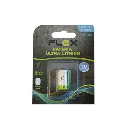 Bateria Flex Lithium FX-CR2 3V