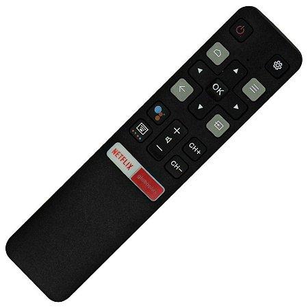 Controle Remoto Para TV Tcl Sky-9071