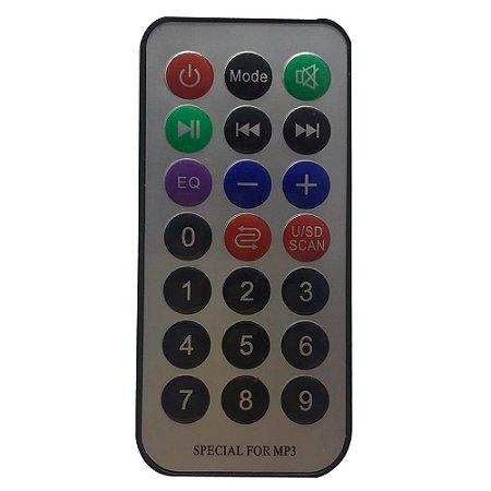 Controle Para Transmissor FM Special For MP3