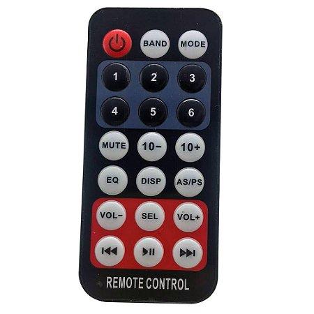 Controle Remoto Para Transmissor FM Remote Control