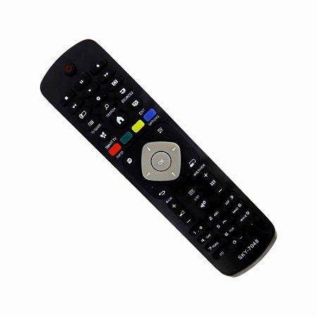 Controle SKY-7048 TV Philips
