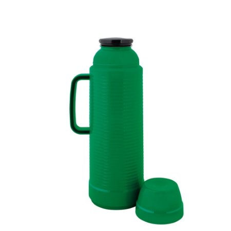 Garrafa Térmica Mor Use Daily 1L Verde Vida